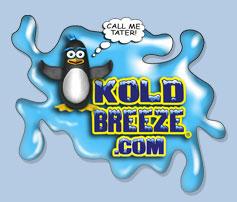 Kold Breeze Misting Fans